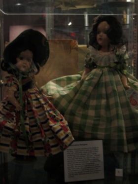 more Scarlett O'Hara dolls