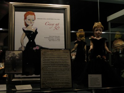 the original Cissy doll